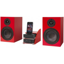 Pro-Ject Set iPod Goes HiFi Black-Red