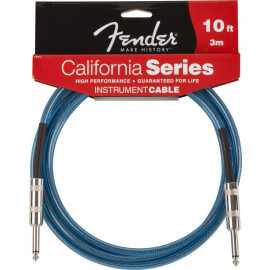 FENDER CALIFORNIA INSTRUMENT CABLE 10 LPB