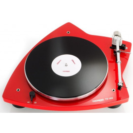 Thorens TD-209 Red High Gloss