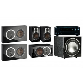 Onkyo TX-NR575Е + set 5.1 DALI OPTICON LCR/1/VOKAL/E-9F