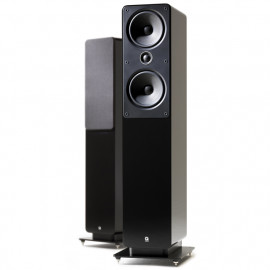 Q Acoustics QA2557 Black Gloss