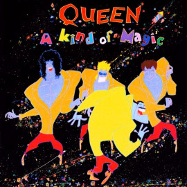 QUEEN - A KIND OF MAGIC 1986/2015 (0602547202796, 180 gm.) UNIVERSAL/GER. MINT (0602547202796)