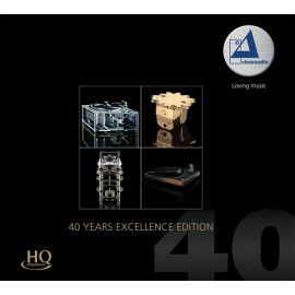 Clearaudio - 40 Years Excellence Edition 2LP