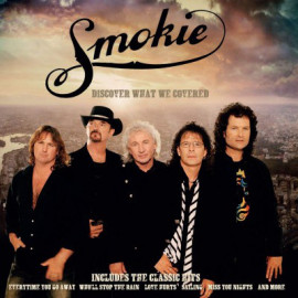 SMOKIE – DISCOVER WHAT WE COVERED 2018 (5711053020925, 180 gm.) BELLEVUE/EU MINT (5711053020925)