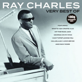 RAY CHARLES – THE VERY BEST OF RAY CHARLES 2018 (02104-VB, 180 gm.) BELLEVUE/EU MINT (5711053021045)
