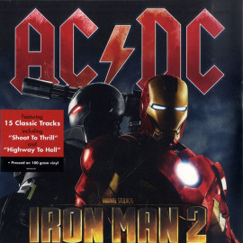 AC/DC - IRON MAN 2, 2 LP Set 2010 (0886976615819) GAT, COLUMBIA/EU, MINT