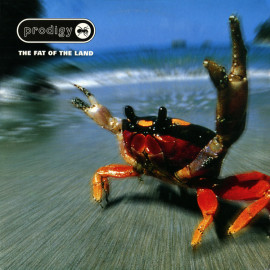 PRODIGY - THE FAT OF THE LAND 2 LP Set 1997 (XLLP 121) OIS, XL RECORDINGS/ENG. MINT . EU MINT (0634904012113)