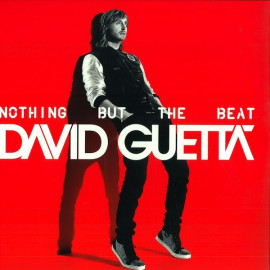 DAVID GUETTA - NOTHING BUT THE BEAT 2 LP Set 2011 VIRGIN RECORDS/EU MINT (5099908389510)