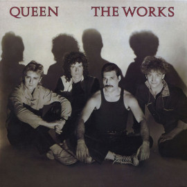 QUEEN - THE WORKS (Virgin EMI Records ‎– 00602547202789, 180 gm.) EU