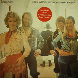 ABBA - WATERLOO (POLAR-0602527346489 180 gr.) EU