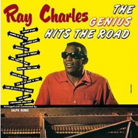 RAY CHARLES - GENIUS HITS THE ROAD (0889397558130) (1 LP)