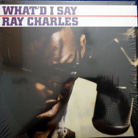 "RAY CHARLES – WHAT""D I SAY 1962/2017 (VNL18701)"