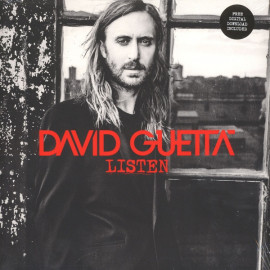 DAVID GUETTA - LISTEN 2 LP Set 2014 (0825646195077) WARNER/EU MINT