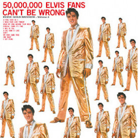 ELVIS PRESLEY - Elvis Golden Records Vol.2 (0889397556242) (1 LP)