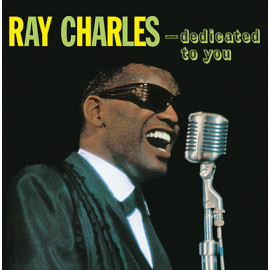 Ray Charles - Dedicated to You (0889397557621) [Vinyl LP] (1 LP)