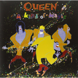 QUEEN - A KIND OF MAGIC (Virgin EMI Records ‎– 00602547202796, 180 gm.) EU