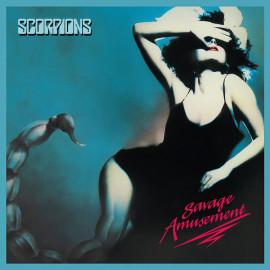 Scorpions – Savage Amusement (BMG – 4050538150209) 180 gr. EU