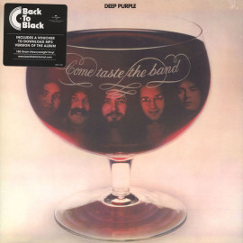 Deep Purple - Come Taste The Band (Universal Music Catalogue ‎– 0600753635865) EU