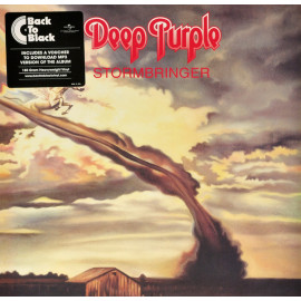 DEEP PURPLE - STORMBRINGER (Universal Music Catalogue - 0600753635858, 180 gm.) EU