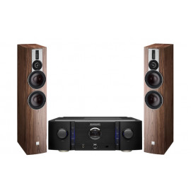 Marantz PM 11S3 (Black) + DALI Rubicon 6