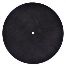 Thorens Leather Mat DM-233 Black