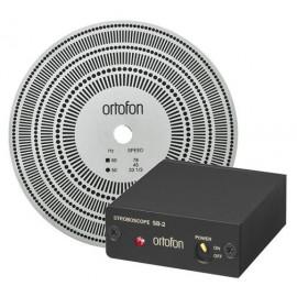 Ortofon SB-2, Stroboscope