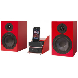 Pro-Ject Set iPod Goes Digital Black-Red