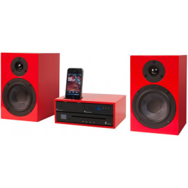 Pro-Ject Set Micro HiFi System Black-Red