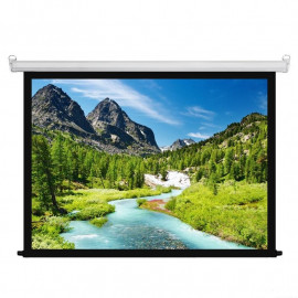 "AV Screen SF150MEH(16:9 150"")Matte White"