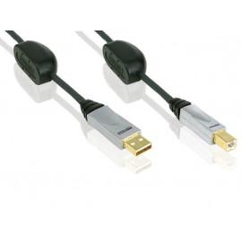 Profigold - Premium USB A-B - 1,5m