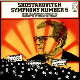 Pro-Ject LP MS 6115 (Shostakovich - Symphony No 5)