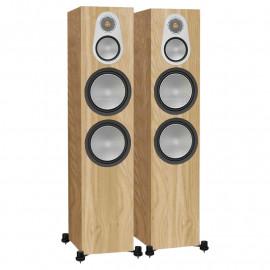 Monitor Audio Silver 500 Natural Oak
