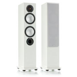 Monitor Audio Silver 6 White High Gloss