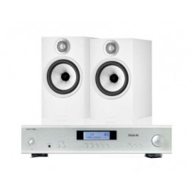Bowers & Wilkins 607 S2 Anniversary Edition + Rotel A11 Tribute