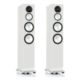 Monitor Audio Silver 8 White High Gloss