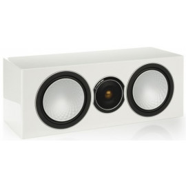 Monitor Audio Silver Centre White High Gloss