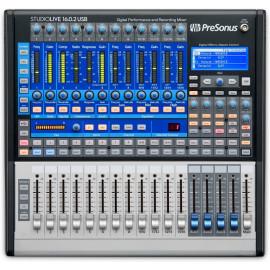 PRESONUS StudioLive 16.0.2 USB цифровой микшер