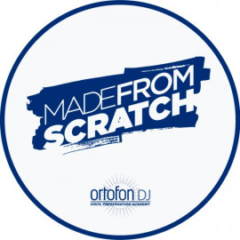 Ortofon DJ Made From Scratch slipmat