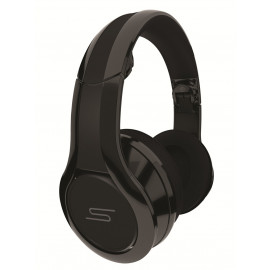 SMS STREET by 50 Wired DJ Headphones - Black