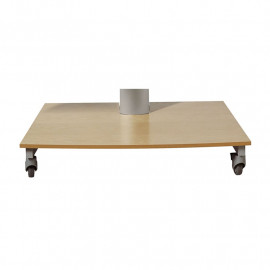 SMS Base Shelf Black