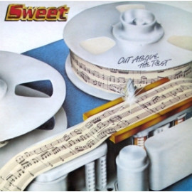 SWEET - Cut Above The Rest (1979) CAN NM / NM 1-ый пресс, ориг.