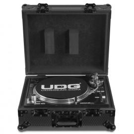 UDG Ultimate Flight Case Multi Format Turntable Black MK2 (U91030BL2