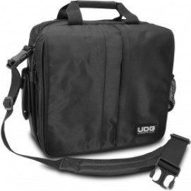 UDG Ultimate CourierBag DeLuxe Black U9470