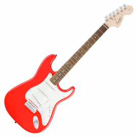 FENDER SQUIER AFFINITY STRAT RW RACE RED