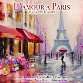 V/A – LAMOUR A PARIS 2020 (5711053020963) BELLEVUE/EU MINT (5711053020963)