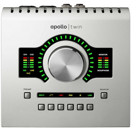 UNIVERSAL AUDIO Apollo Twin w/ SOLO