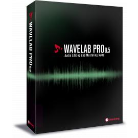 Steinberg WaveLab Pro 9 5 Retail