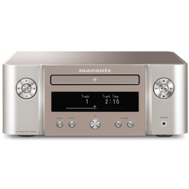 Marantz Melody Media - M-CR612 Silver Gold
