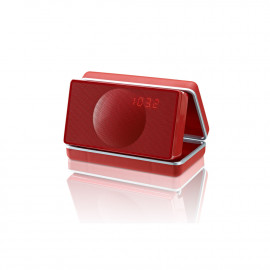 Geneva Sound System model XS - Red