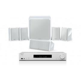Домашний кинотеатр set 5.1 Onkyo TX-L50 White + Yamaha NS-P40 White